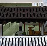 Поверхностный водоотвод. Канал с пластиковой решеткой 125х80х1000мм Steelot (Стилот) Whats Upp. 87075705151, фото 2