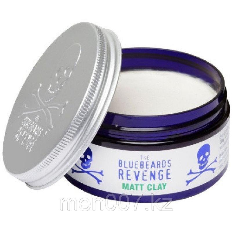 The Bluebeards Matte Clay (Глина для укладки волос) 100 мл