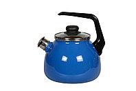 Чайник эмалированный со свистком Ocean 3 литра