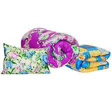 Подушка, одеяло, матрас