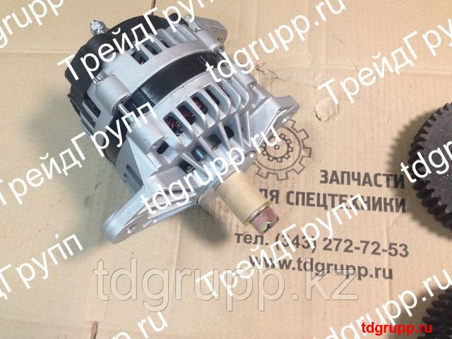 4993343 Генератор (alternator) Hyundai R260LC-9A