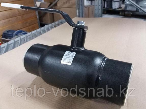 Кран шаровый приварной ALSO (Россия), фото 2