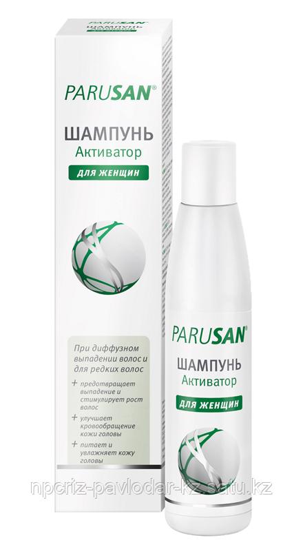 PARUSAN ШАМПУНЬ Активатор от диффузного выпадения волос 200 мл.