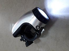 Передний фонарь на батарейках