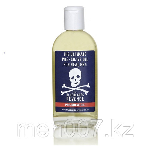 The Bluebeards Shave Oil (Масло для бритья) 125 мл