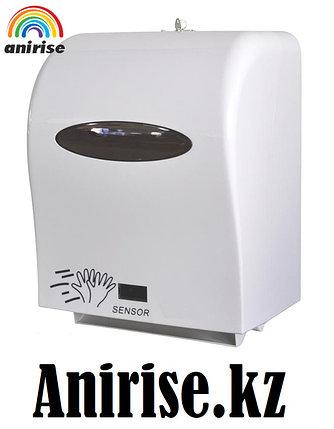 Диспенсер автоматический для рулонных полотенец, фото 2