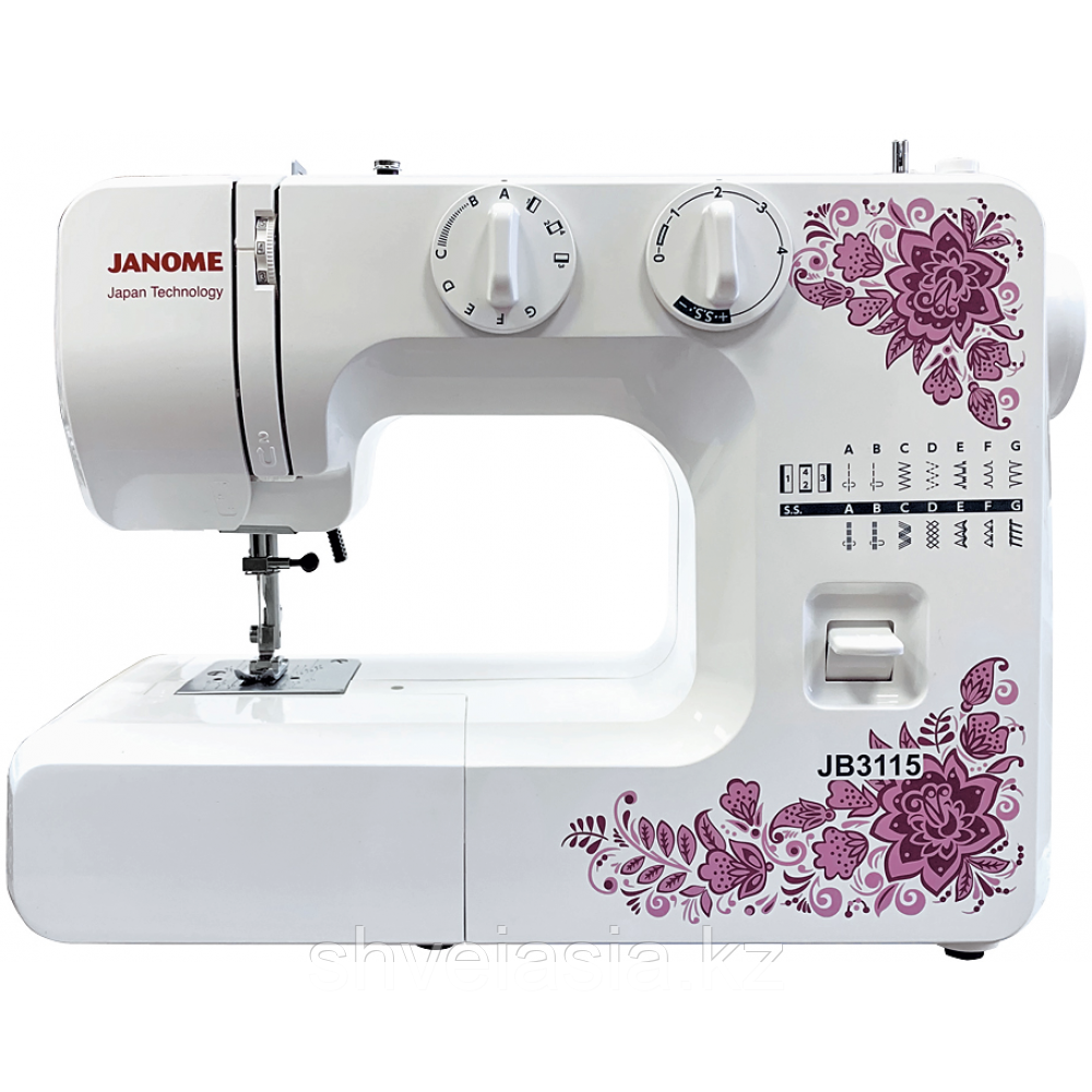 Janome JB 3115 Швейная машина