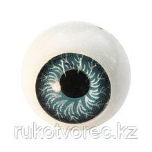 Глаза круглые, 1,2см,
