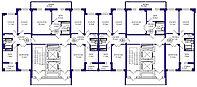 1 комнатная квартира в ЖК Кутты Мекен 41.5 м², фото 1