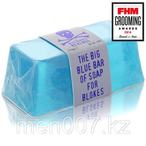 The Bluebeards Big Blue Bar Of Soap (Брусок мыла для бритья) 175 г.