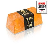 The Bluebeards Cuban Gold Soap (Брусок мыла Кубинское золото) 175 г.
