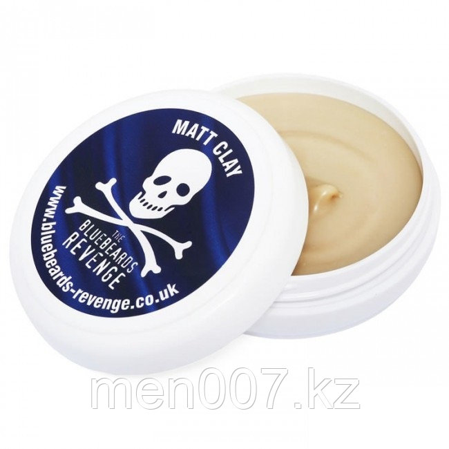 The Bluebeards Matte Clay (Глина для укладки волос) 20 мл
