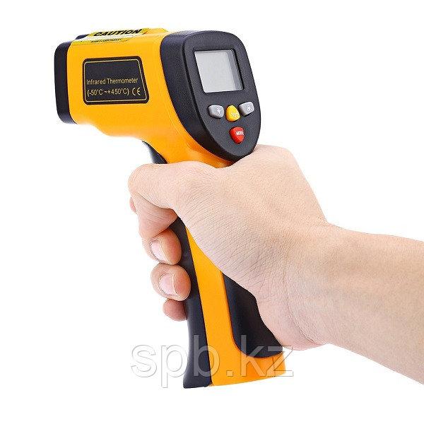 Инфракрасный бесконтактный термометр (пирометр) HT-812