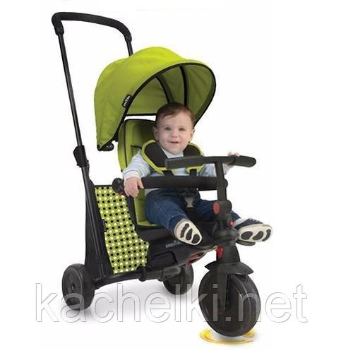 Велосипед Smart Trike 7в1 SmarTfold 400P Green