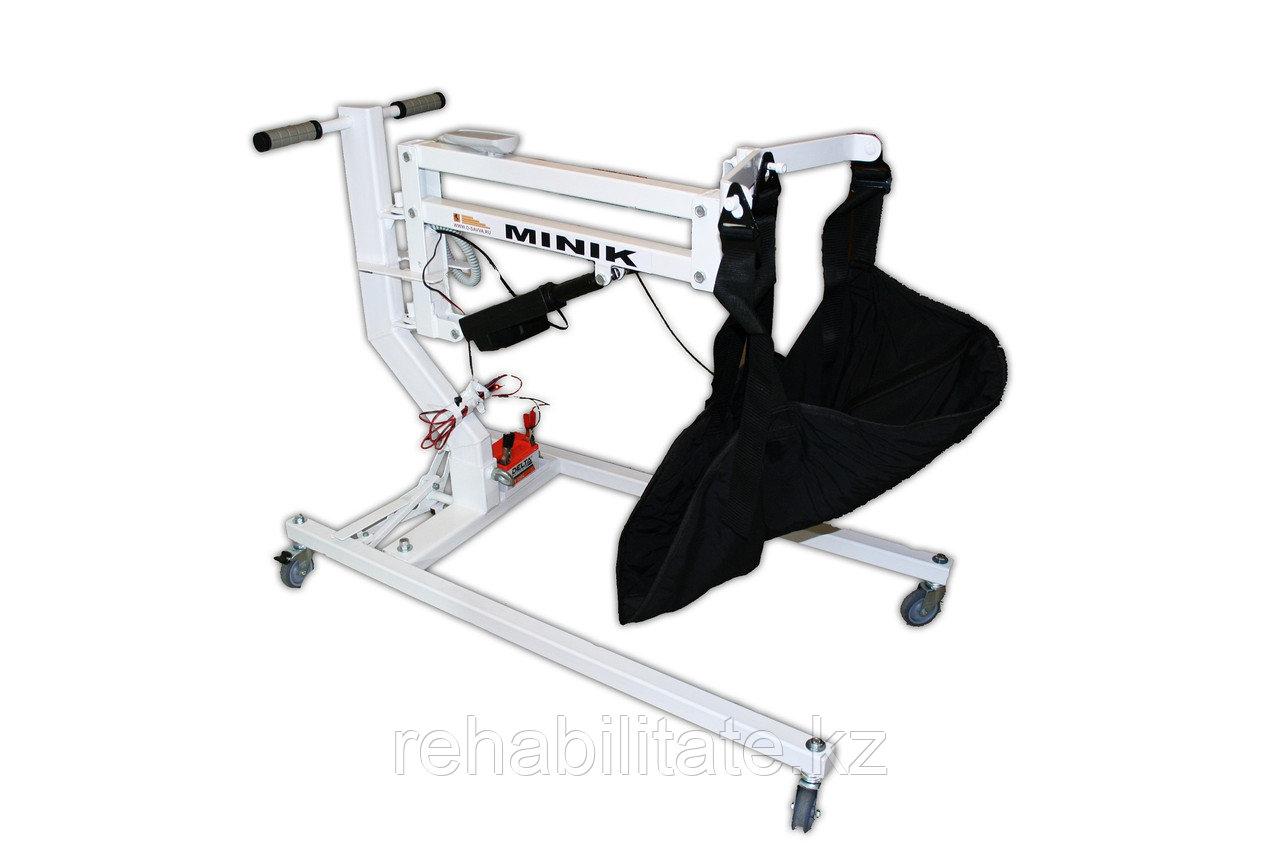 Универсальный электрический подъёмник для инвалидов «Minik»