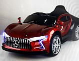 Детский электромобиль Мерседес концепт 9988, фото 2
