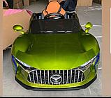 Детский электромобиль Мерседес концепт 9988, фото 8