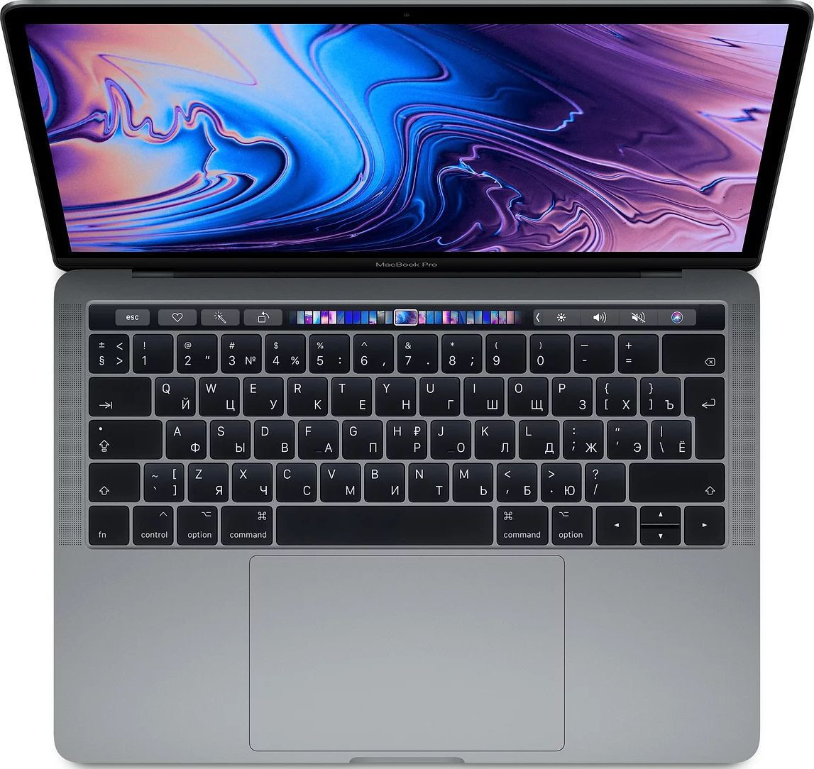 Macbook Pro 13' 2019 i5 512gb touch MV972 Space Gray