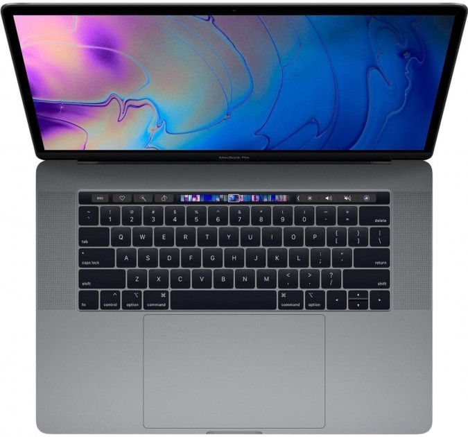 Macbook Pro 15' 2019 256gb touch MV902 Space Gray