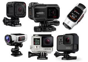 Экшн камеры: охота, рыбалка, туризм.