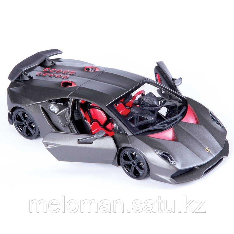 BBURAGO: 1:24 Lamborghini Sesto Elemento - фото 4