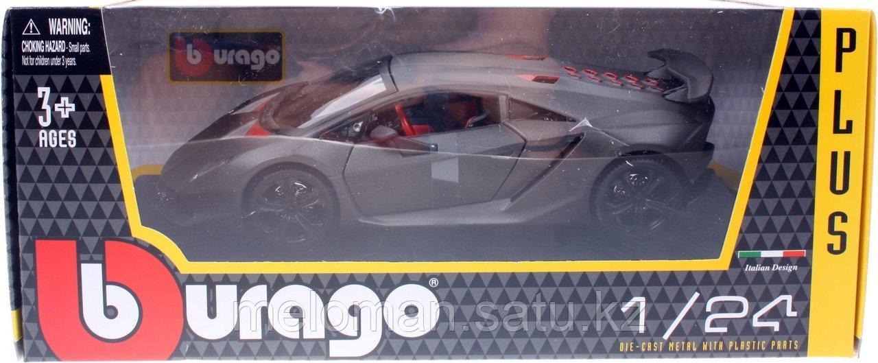 BBURAGO: 1:24 Lamborghini Sesto Elemento - фото 6