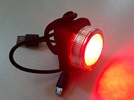 Задний фонарь на USB. Kaspi RED. Рассрочка.