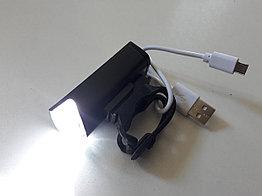 Передний фонарь на USB. Kaspi RED. Рассрочка