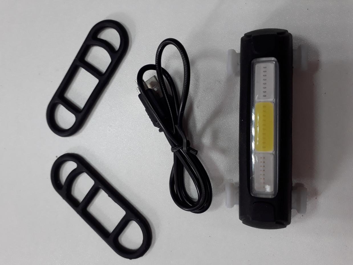 Задний фонарь на USB Soldier Comet