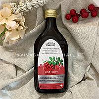 Сироп Красная ягода с витаминами и лютеином