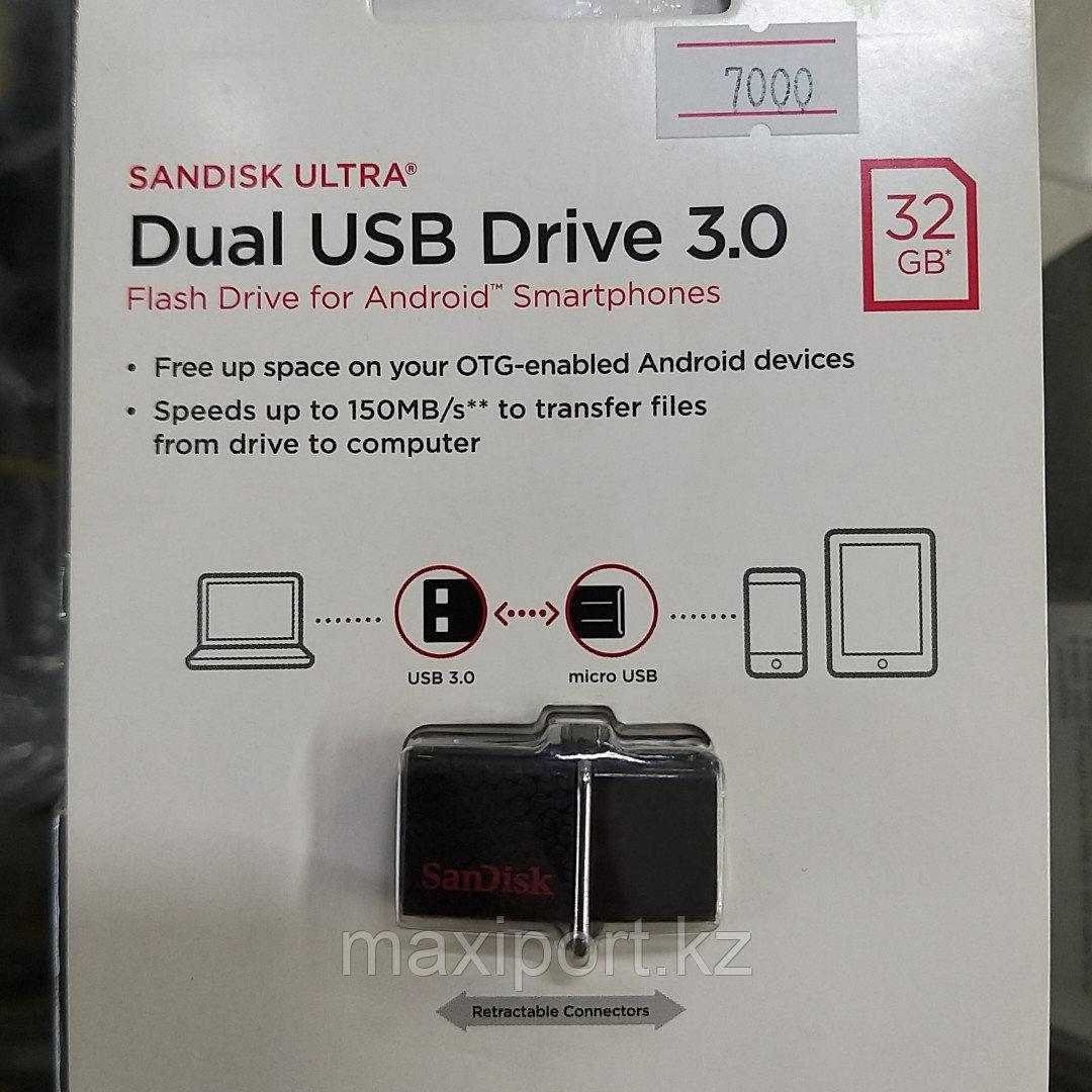 Sandisk  ULTRA 32gb Dual USB Drive 3.0