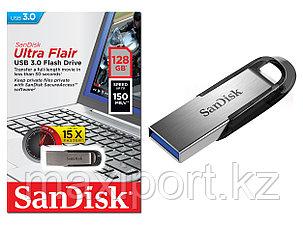 Sandisk  Ultra Flair 128GB  150MB/S  USB3.0 Flash Drive, фото 2