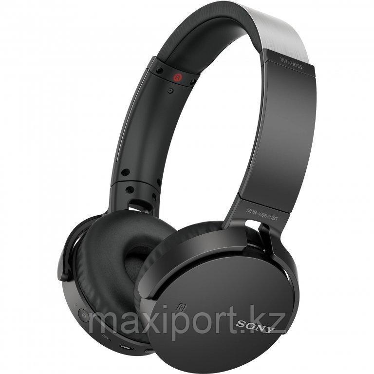 Sony Extra Bass (MDR-XB650BT/BZ) Black