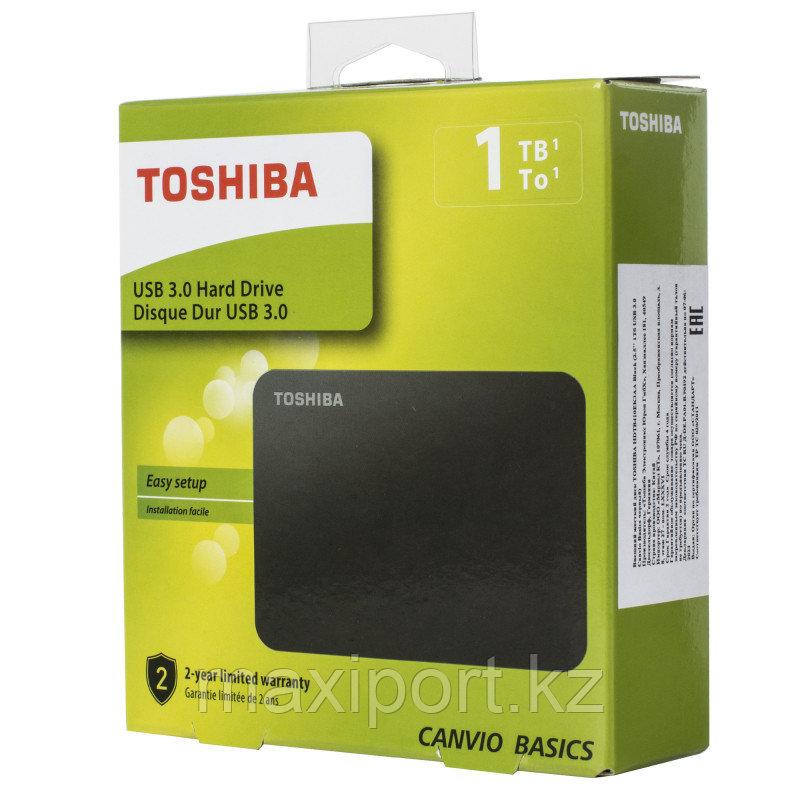 Toshiba canvio basics 1TB USB3.0 Hard Drive