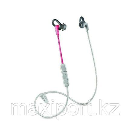 Plantronics BackBeat FIT 305 SPORT GREY/CORAL, фото 2
