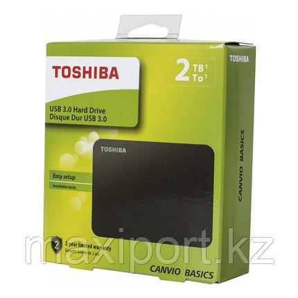 Toshiba canvio basics  2TB USB3.0 Hard Drive, фото 2