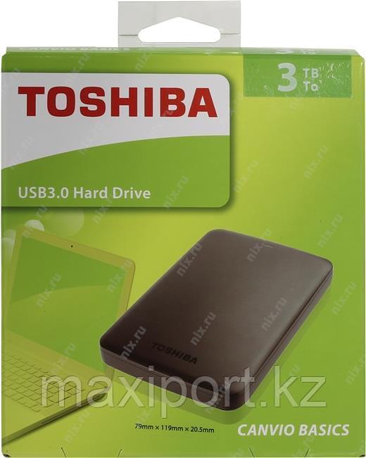 Toshiba canvio basics  3TB USB3.0 Hard Drive