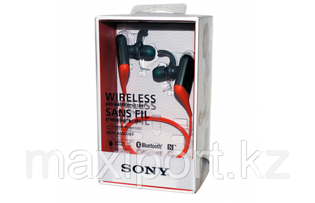 Sony MDR-AS600BT Orange, фото 2