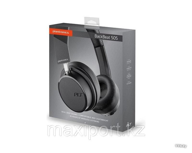 Plantronics BackBeat 505 Black Bluetooth