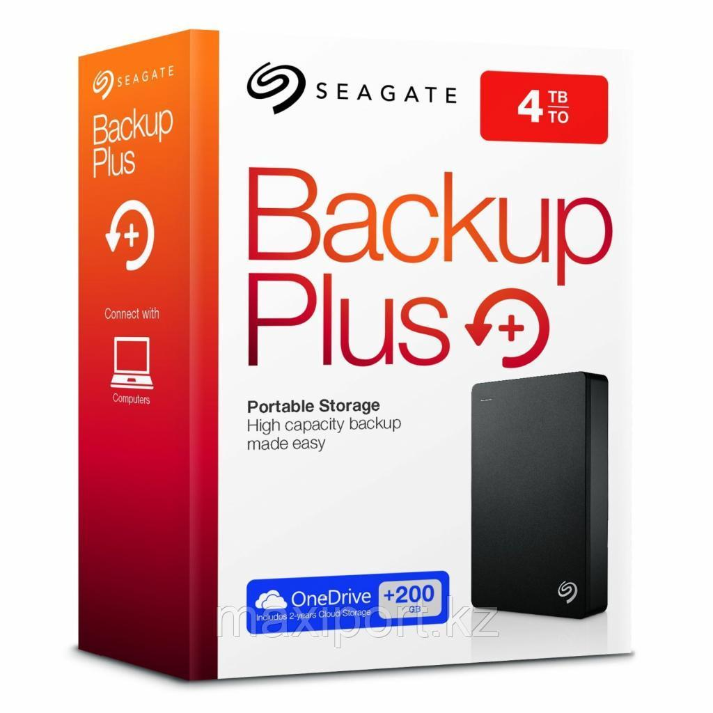 Hdd Seagate Backup Plus 4TB USB3.0