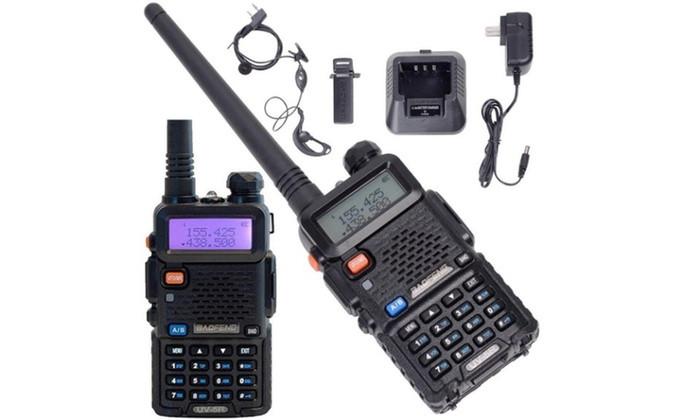 Радиостанция (рация) BAOFENG UV-5R