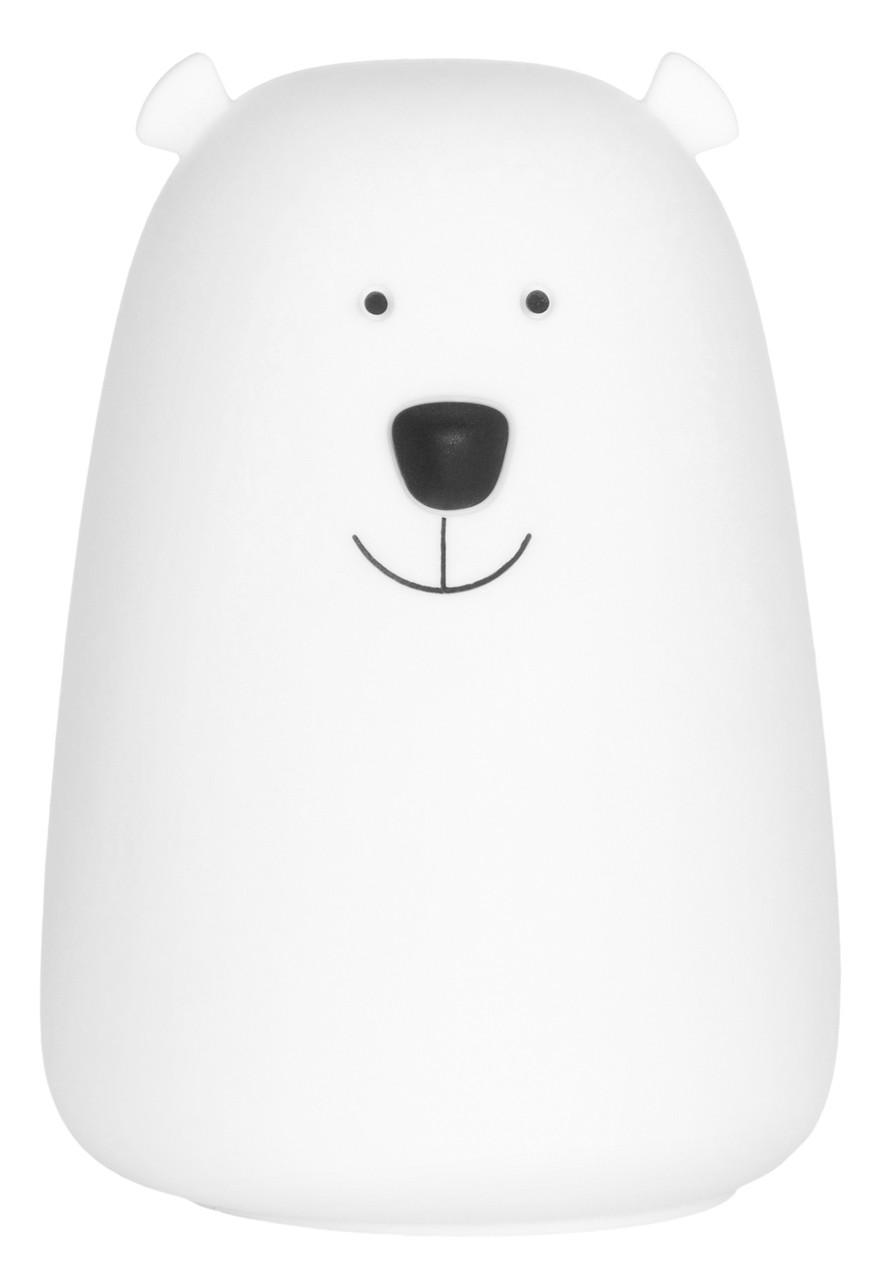 Силиконовый ночник Polar Bear - фото 1