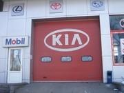 Промышленные гаражные ворота (Петроталл)