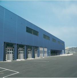 Промышленные гаражные ворота (Германия)
