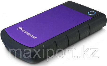 Hdd Transcend StoreJet 25H3 2TB USB3.1, фото 2