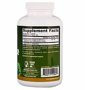 Jarrow Formulas, Артишок 500, 500 мг, 180 капсул, фото 3