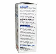 NatraBio, Средство от простуды и гриппа для детей, 30 мл, фото 2