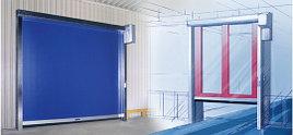 Скоростные ворота Albany RapidRoll 300 Plus (Германия)