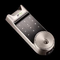 Электронный замок с Bluetooth, считывателем отпечатка пальца и RFID карт ZKTeco AL30B