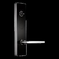 Электронный замок со RFID карт для стеклянных дверей ZKTeco LH680, фото 1